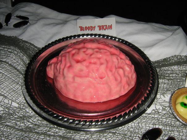 Panna Cotta Brain