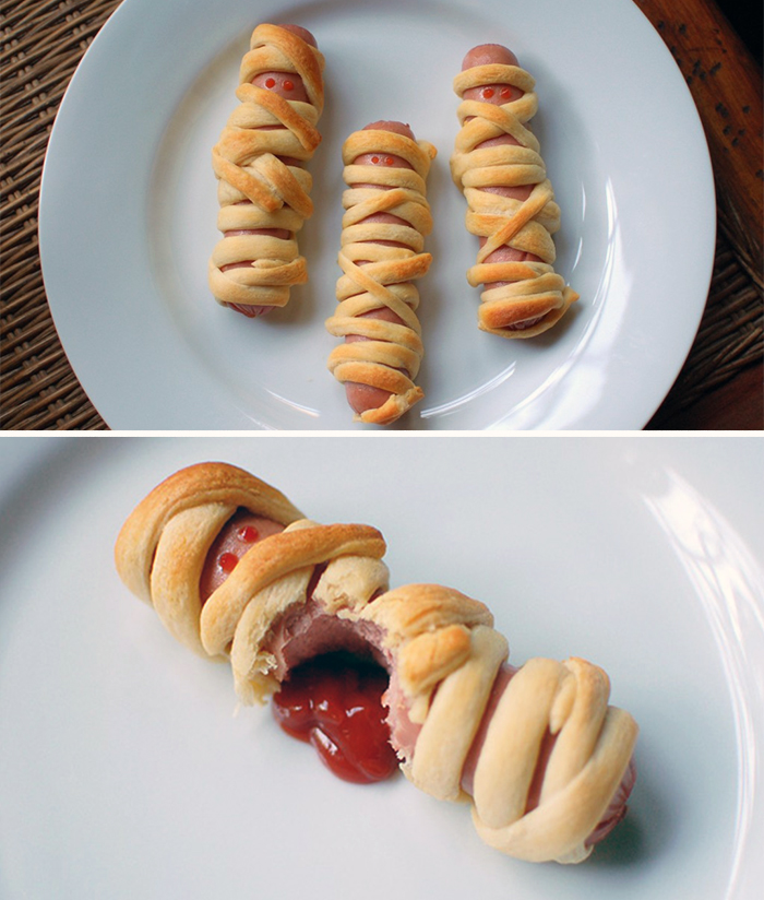 20+ Halloween Snacks That Look So Wrong But Taste So Right