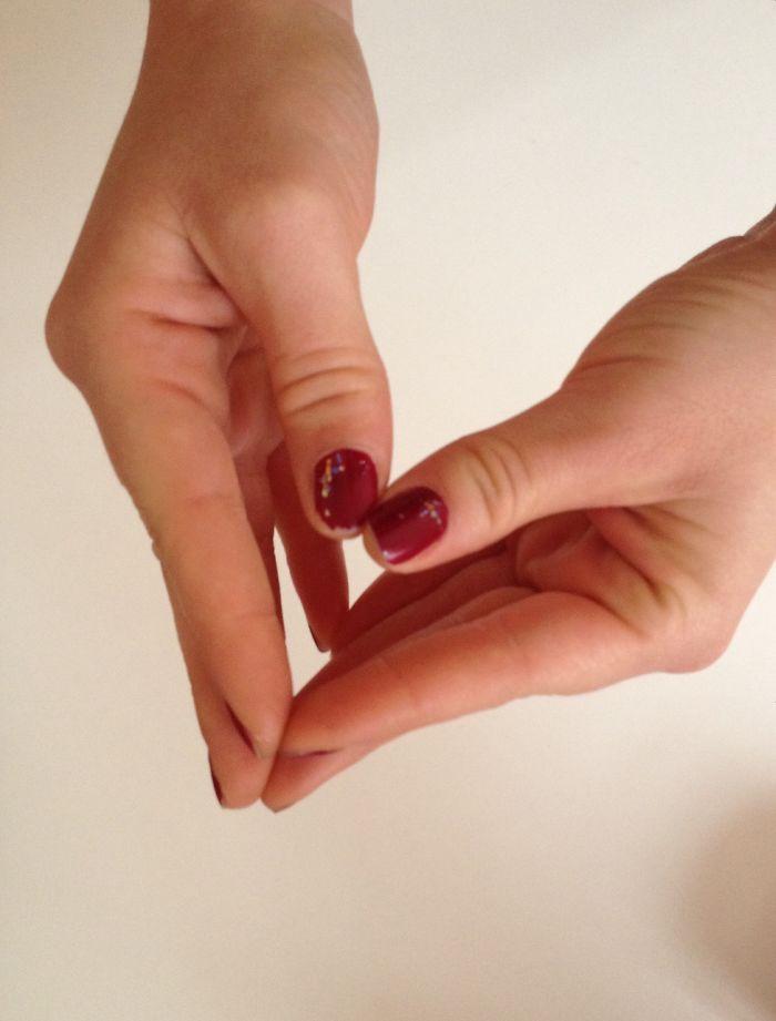 Emi's Hands