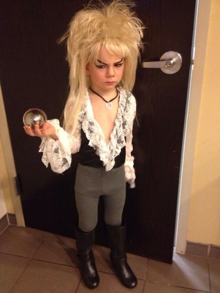 Jared The Goblin King From Labyrinth