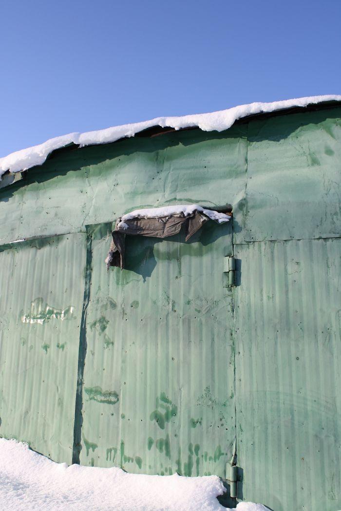 Cold Siberia – Lake Baikal