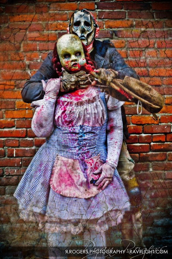 Molly The Dolly & Sludge From The Nightmare Factory Salem.