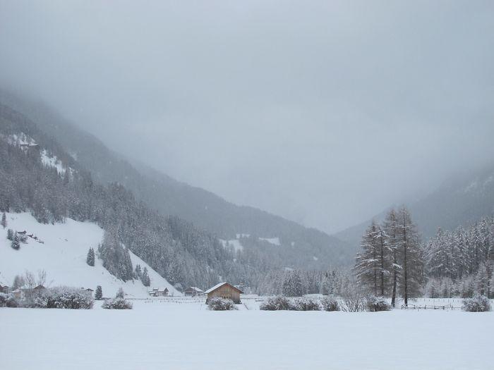 Riva Di Tures, South Tyrol, Italian Alps