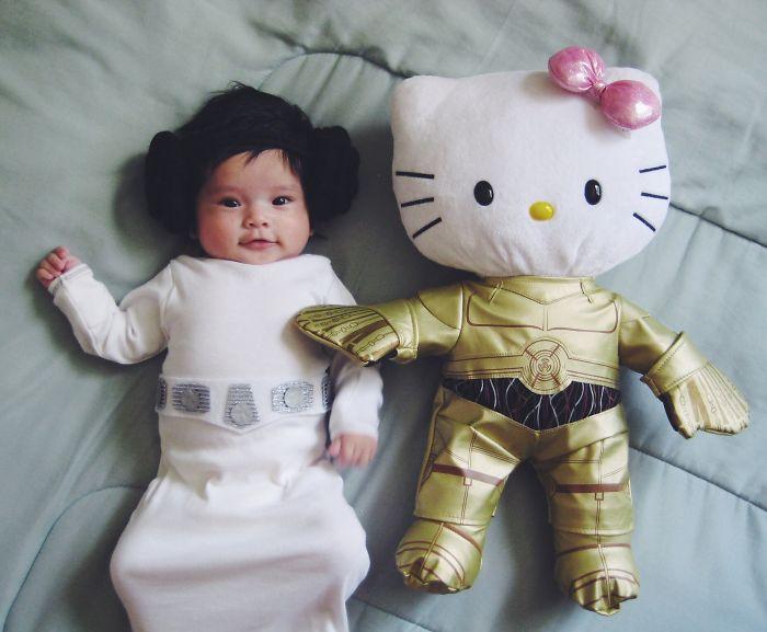 Princess Leia & C-3po