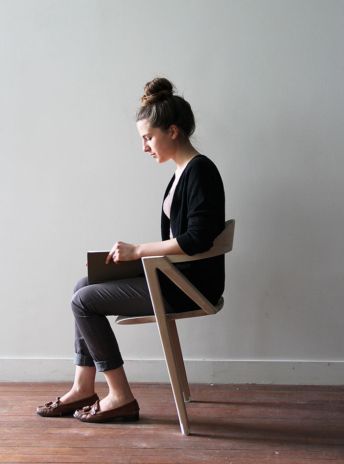 The Perfect Chair To Ensure You Don't Fall Asleep At Work