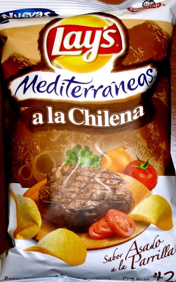 Mediterranean Lays, Chilean Style.