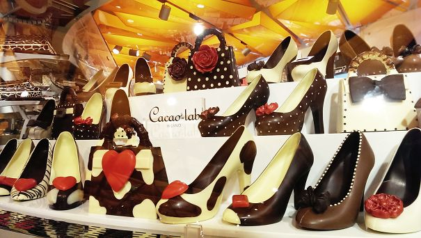 Chocolateshoes