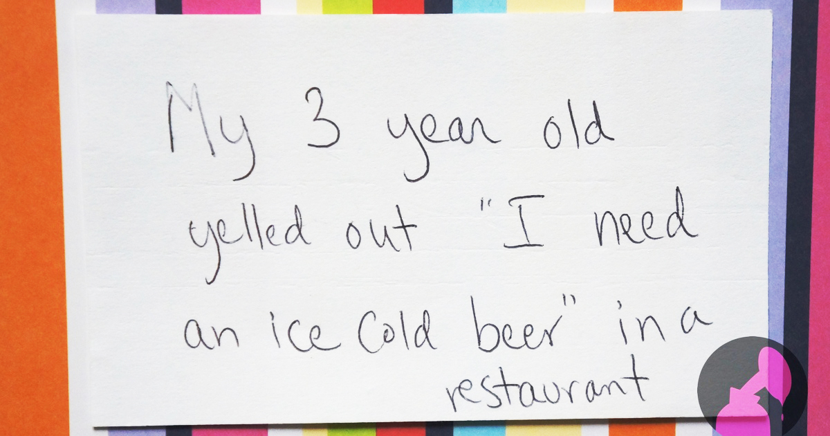 Moms Share The Weirdest Things Their Kids Have Ever Done