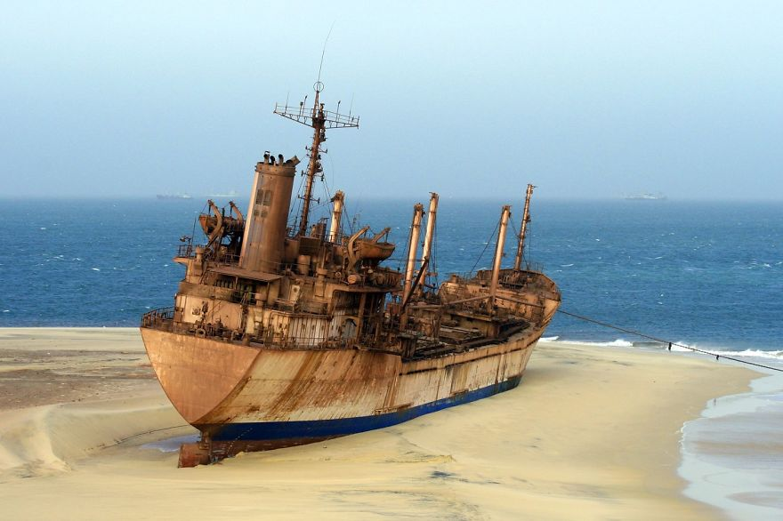 United Malika Ship From Morocco (image From Google)