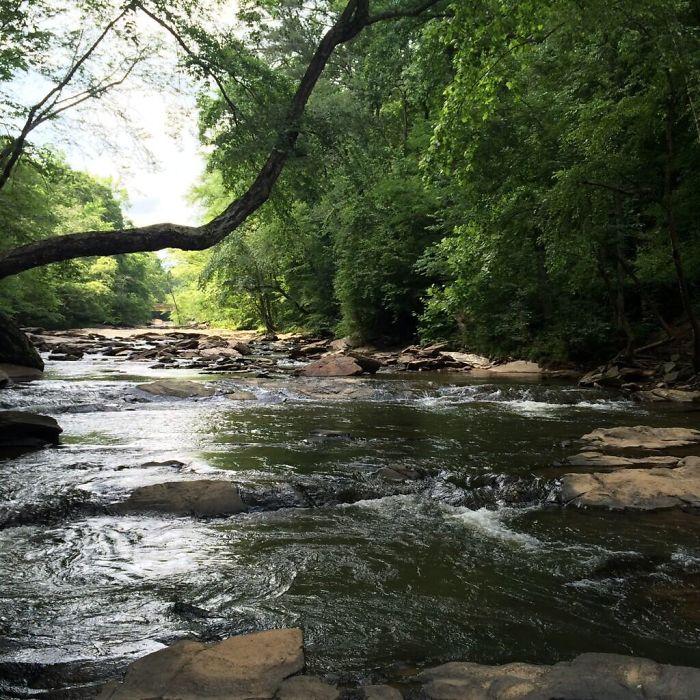 Sopes Creek, Marietta, Ga