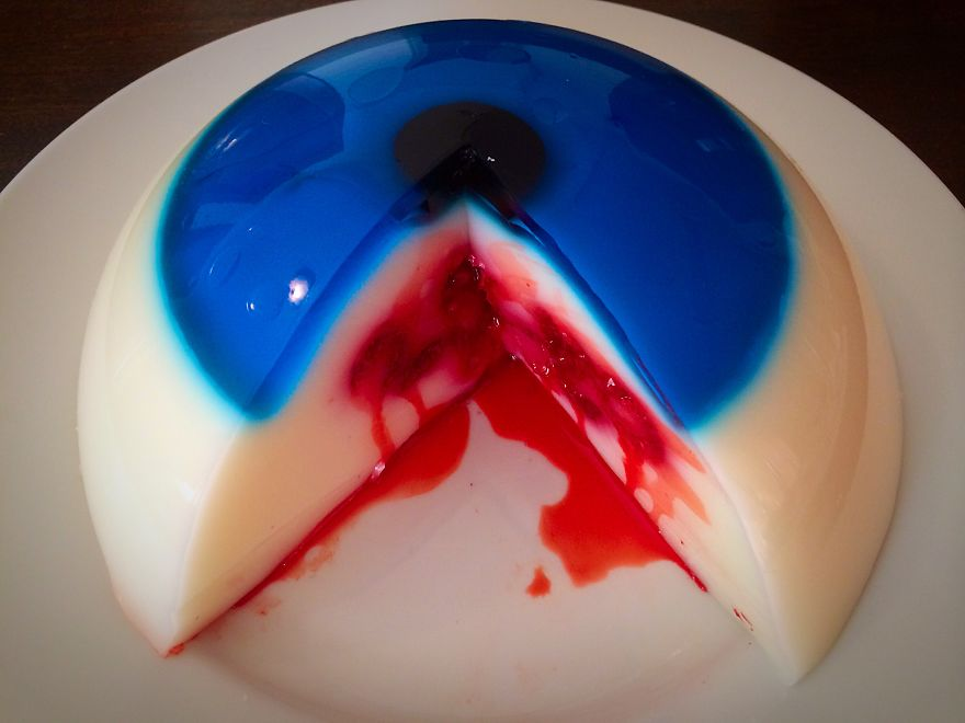 Edible Monster Eye