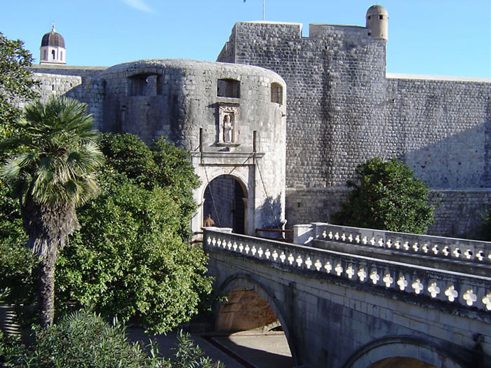 Pile Gate, Dubrovnik (king's Landing)
