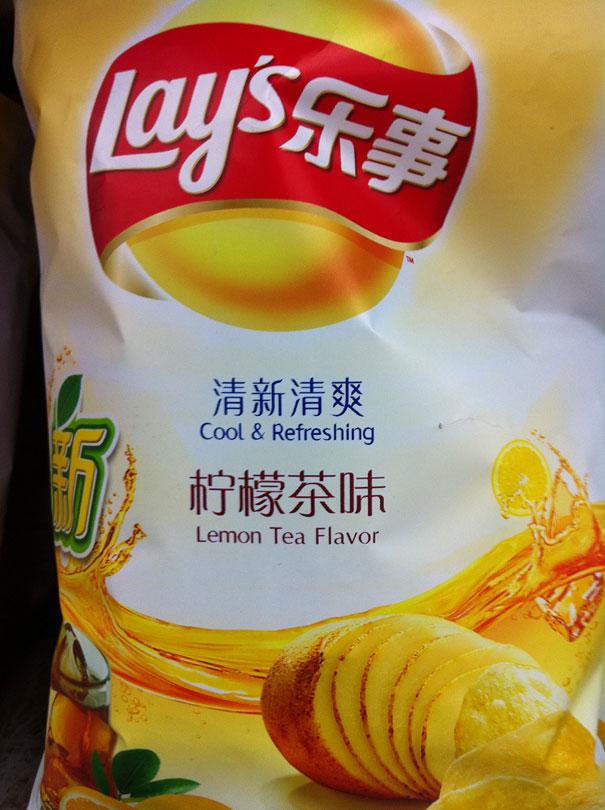 Lemon Tea Flavor