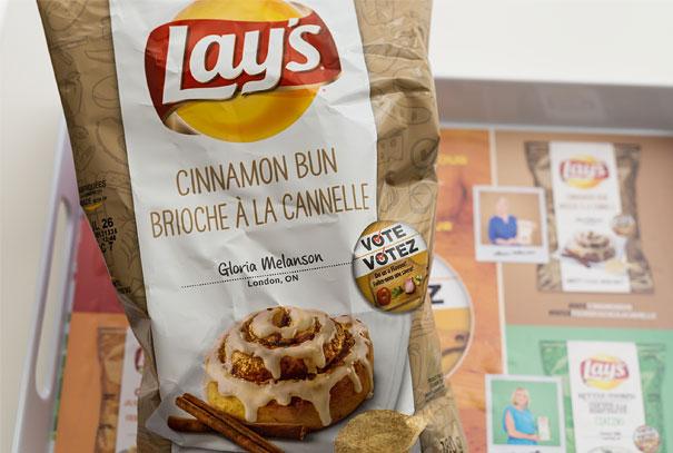 Cinnamon Bun Flavor