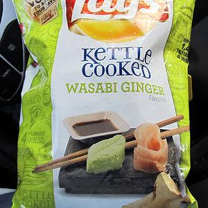 Wasabi Ginger Flavor