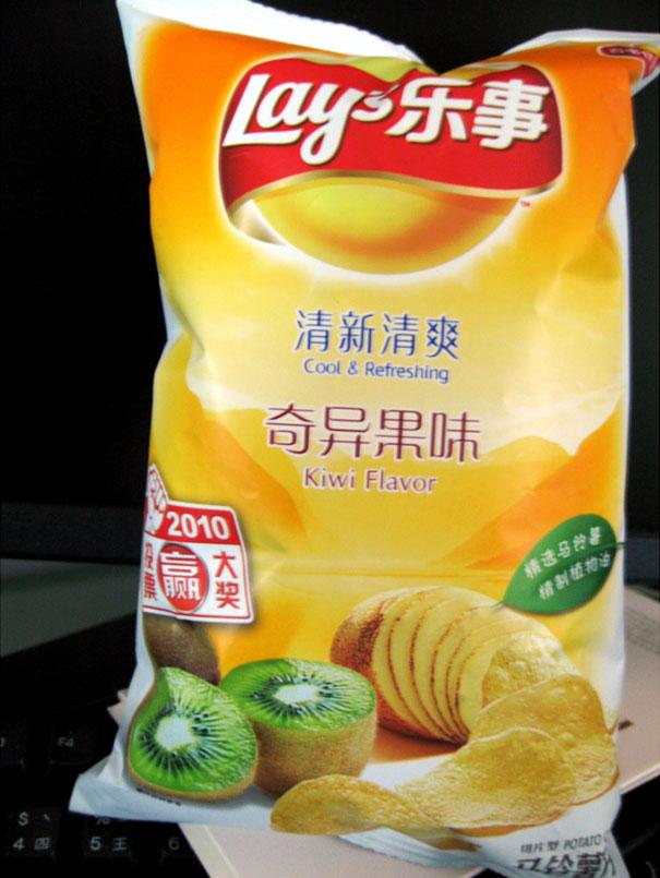 Kiwi Flavor