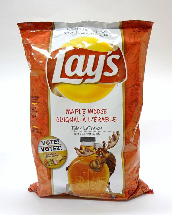Maple Moose Flavor