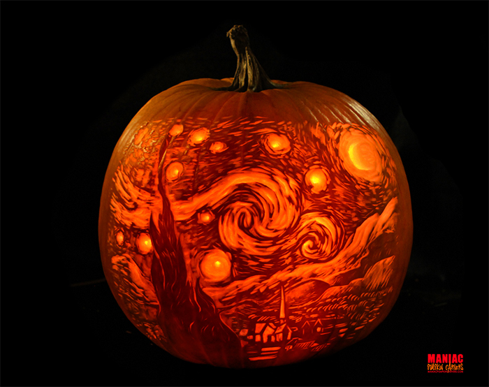Share Your Halloween Pumpkin Carvings With Us!