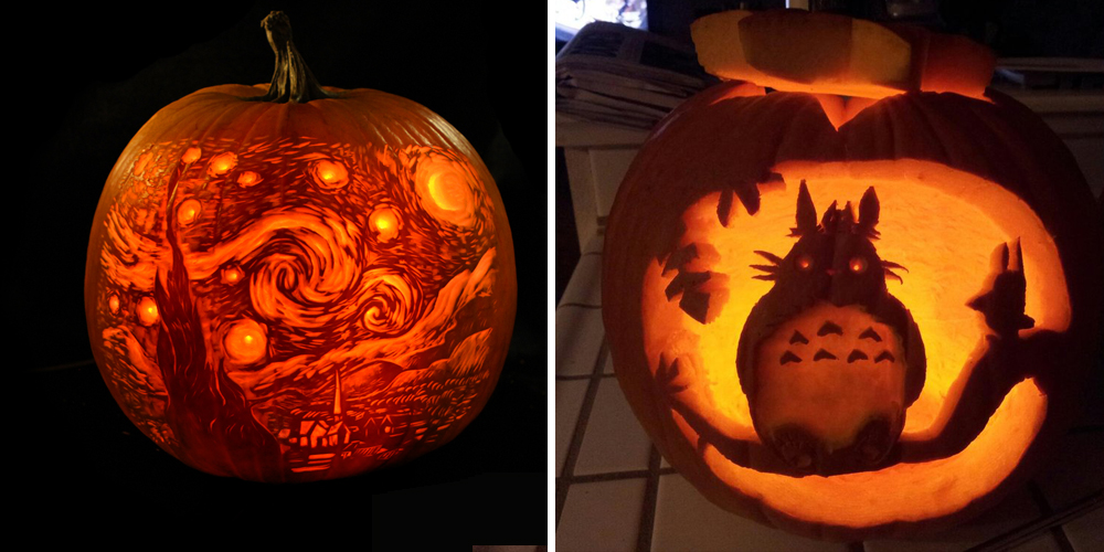 Share Your Halloween Pumpkin Carvings With Us Bored Panda