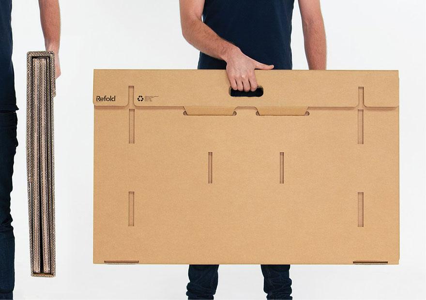 mesa portátil de papelão-5