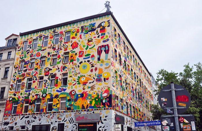 Shakespearestraße, Leipzig, Germany