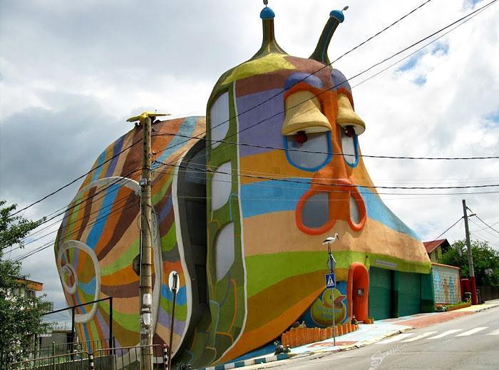 Snail Home Sofia