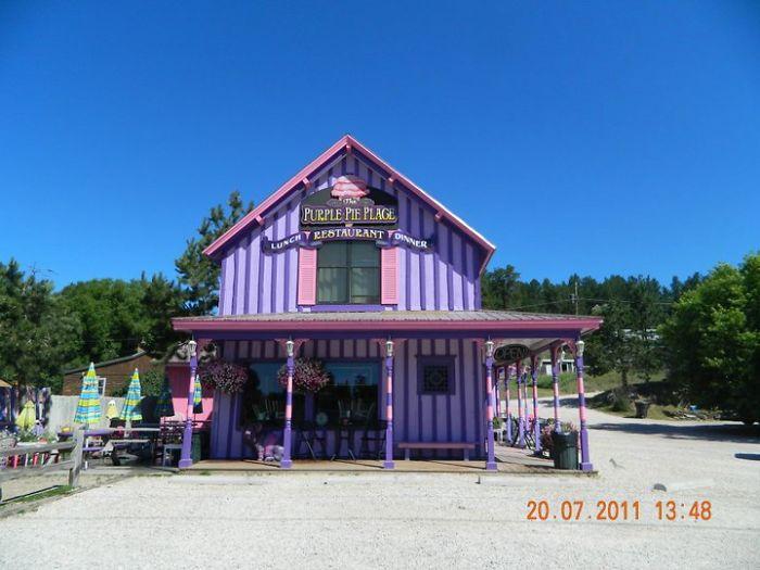 The Purple Pie Place
