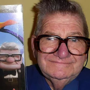 This Man Looks Like Carl From Up!
