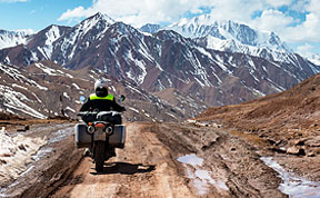 We Quit Our Jobs And Took A Moto Adventure From The Netherlands To Mongolia