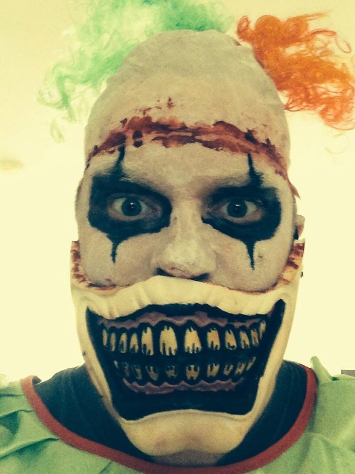 Twisty The Clown From Ahs