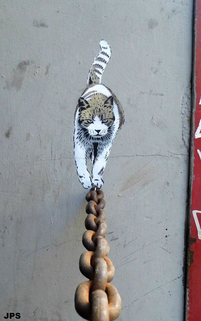 Inspired By Banksy's Works, I Gave Up Alcohol And Drugs For Street Art