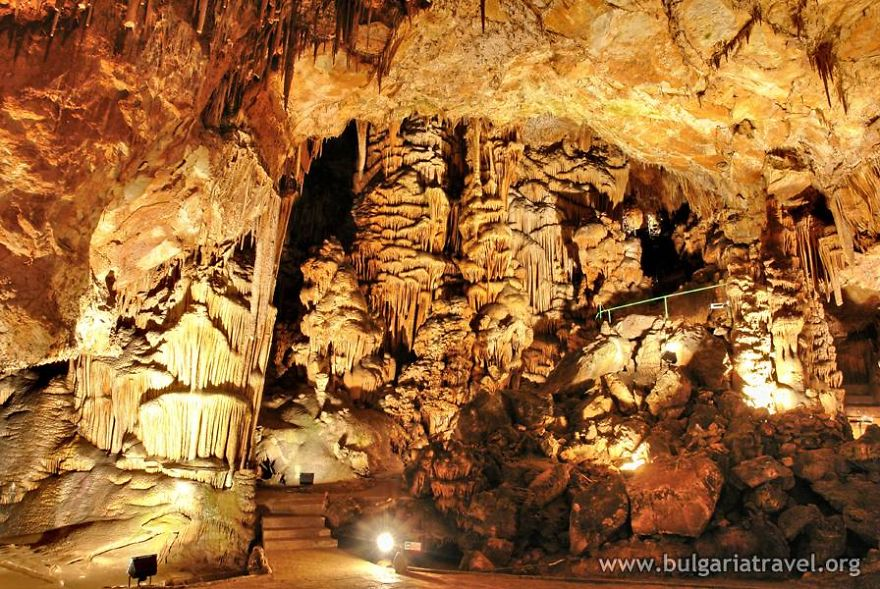 Saeva Hole - Bulgaria