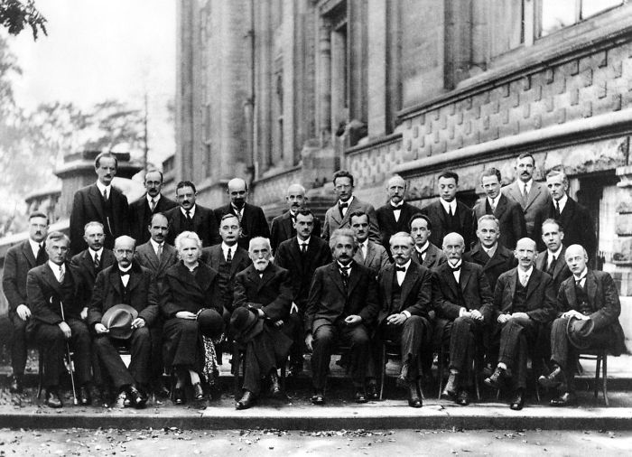 Fifth Solvay International Conference