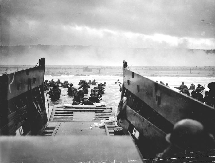The Normandy Descent
