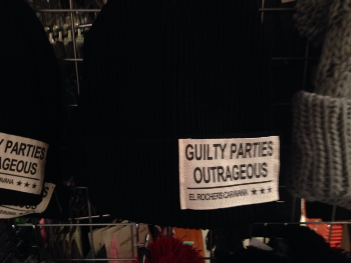 Guilty Parties Outrageous