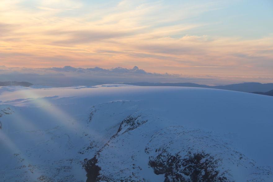 Folgefonna, Norway