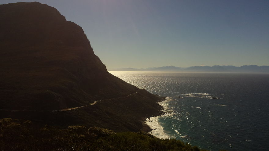 Mcfarlane/main Road/m4 Between Simonstown And Cape Of Good Hope, South Africa
