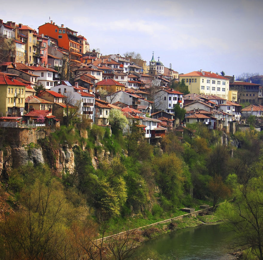 Veliko Tarnovo Bulgaria  city photos : Veliko Tarnovo, Bulgaria