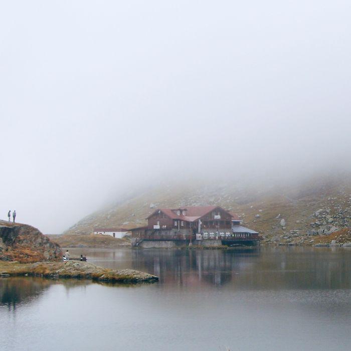Balea Lake Chalet Romania