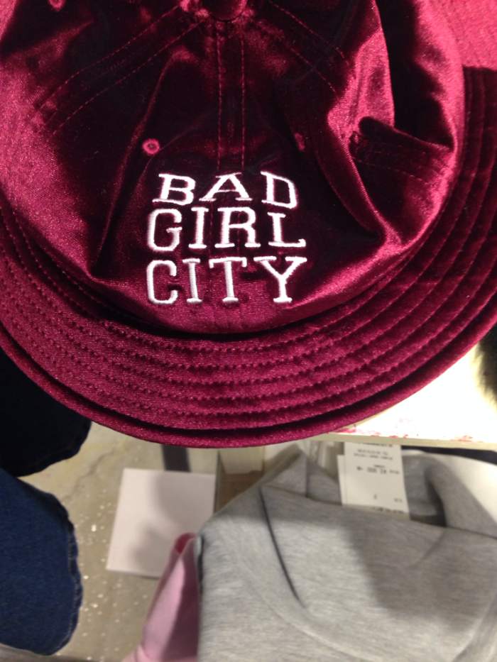 Bad Girl City