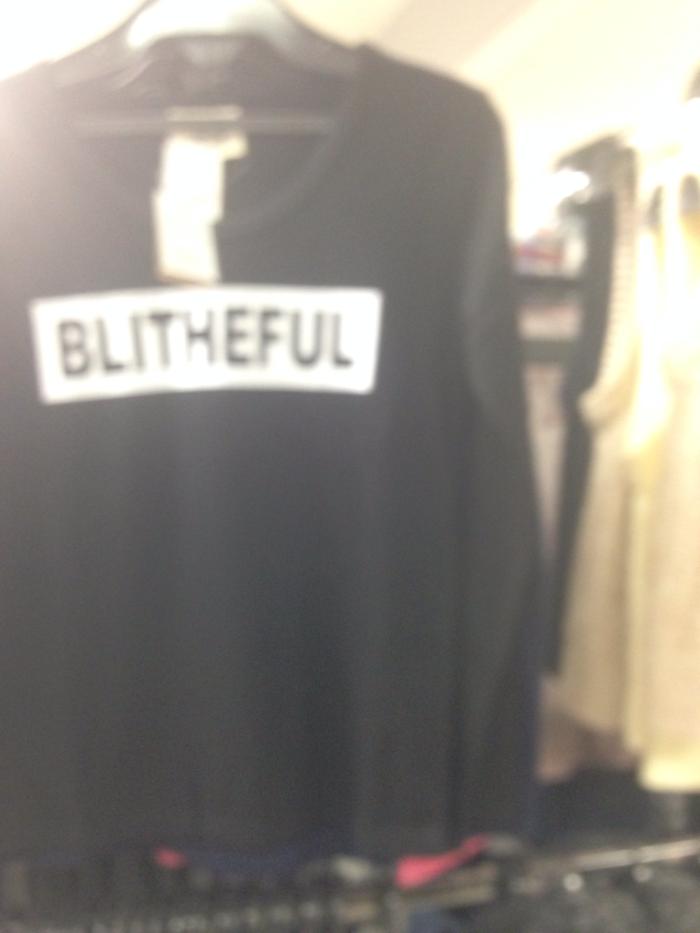 Blitheful