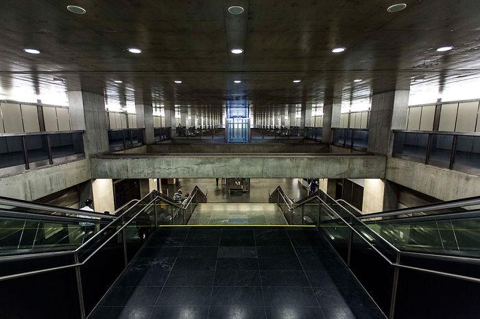 Terreiro Do Paço Metro Station, Lisboa, Portugal