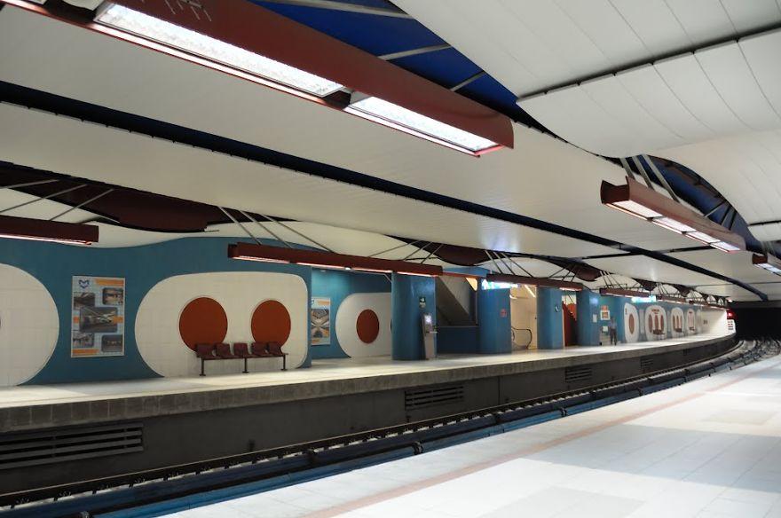 Joliot Curie Station, Sofia, Bulgaria