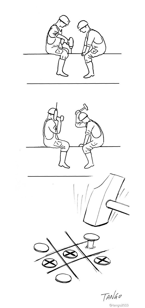 simple but clever comics by shanghai tango  part ii