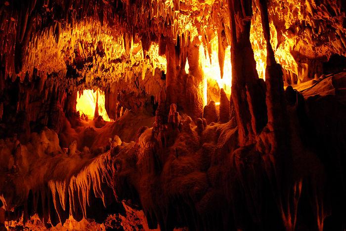 Drop Stone (damlataş) Cave (turkey / Antalya)