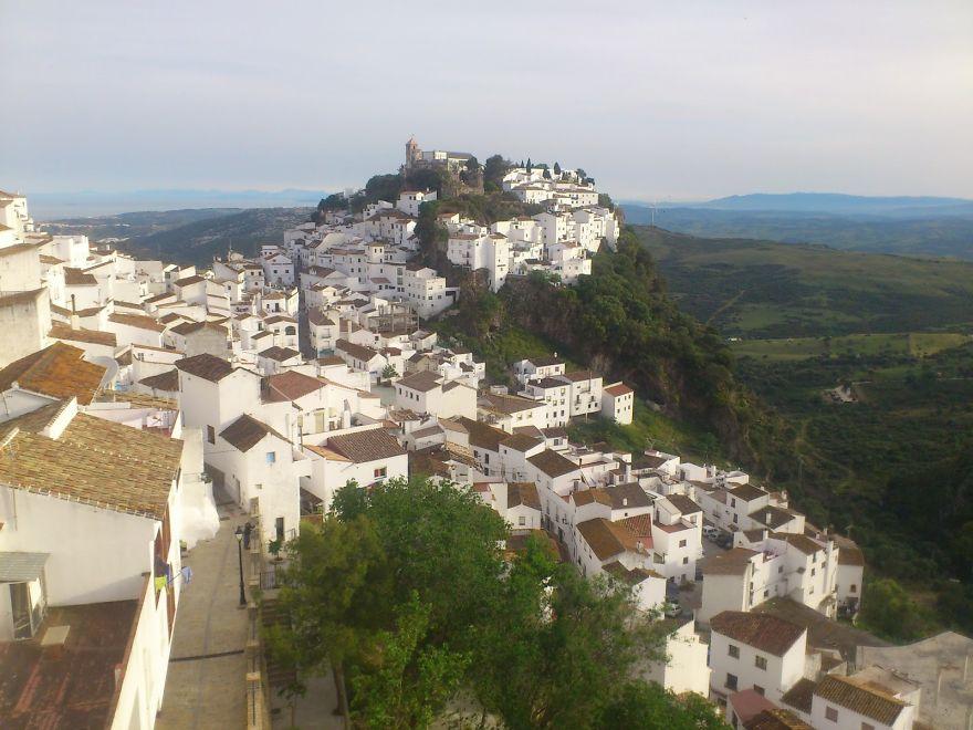 Casares, Malaga, Spain