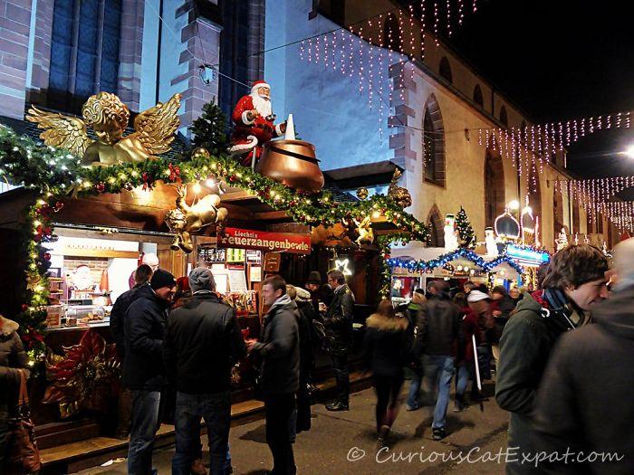 Christmas Market – Basel, Switzerland