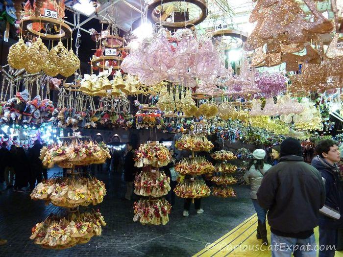 Rome Ornaments