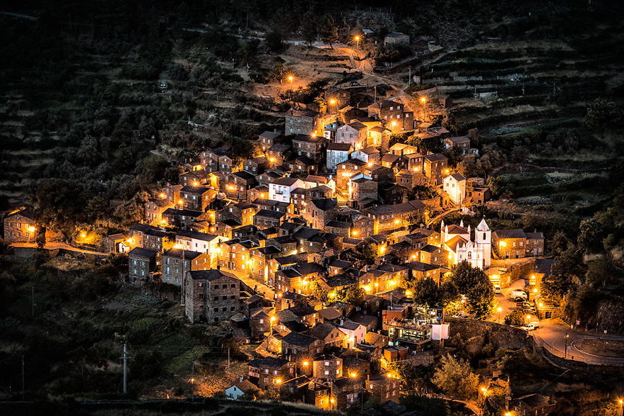 Piodao, Historical Village Of Portugal