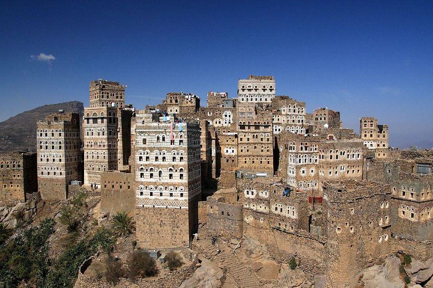 Hajarah, Yemen